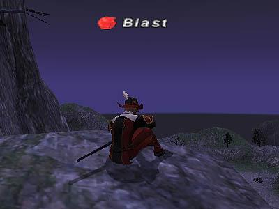 Blast引退